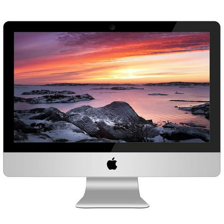 Apple Imac Mc309ll A Intel Core I5 2400S X4 2 5Ghz 4Gb 500Gb 21 5   Silver  Refurbished