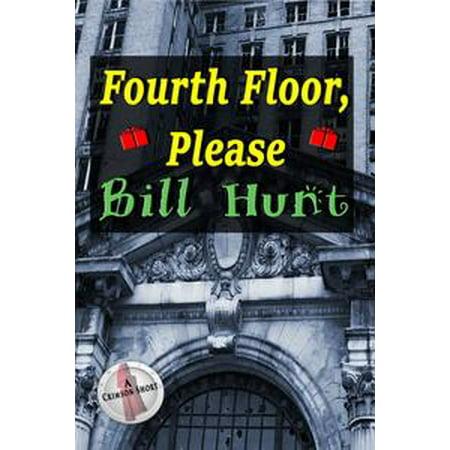 Fourth Floor, Please - eBook - 100 Floors Halloween 4th Floor
