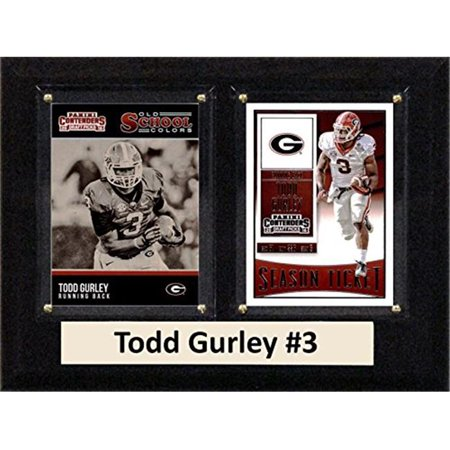 Georgia Bulldog Game (C & I Collectables NCAA 6
