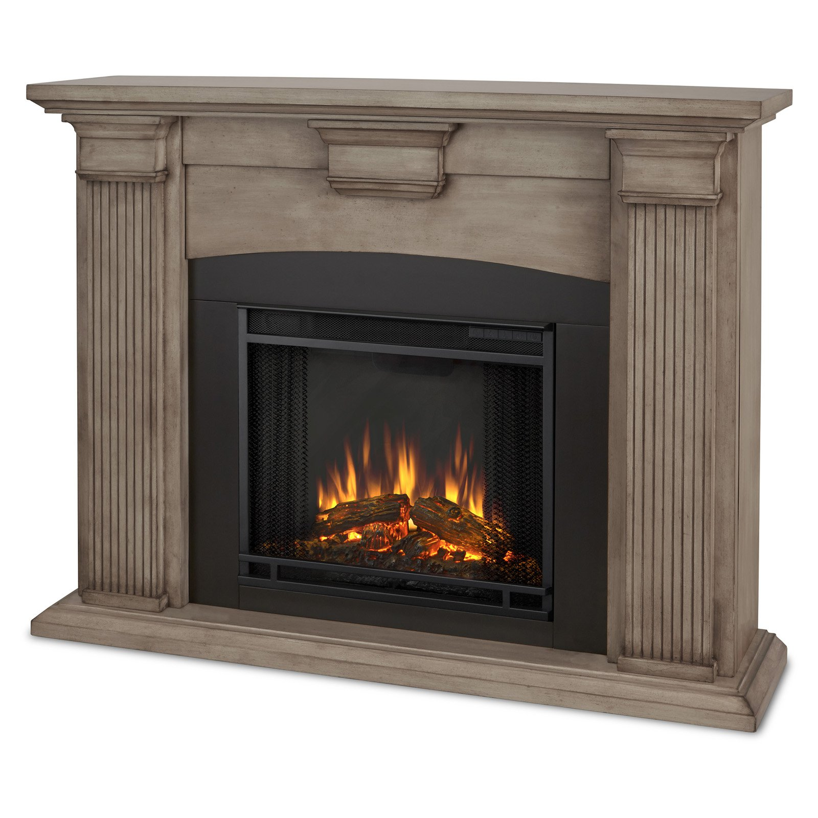 Real Flame Adelaide Electric Fireplace by Overstock