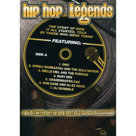 Hip Hop Legends (Widescreen)