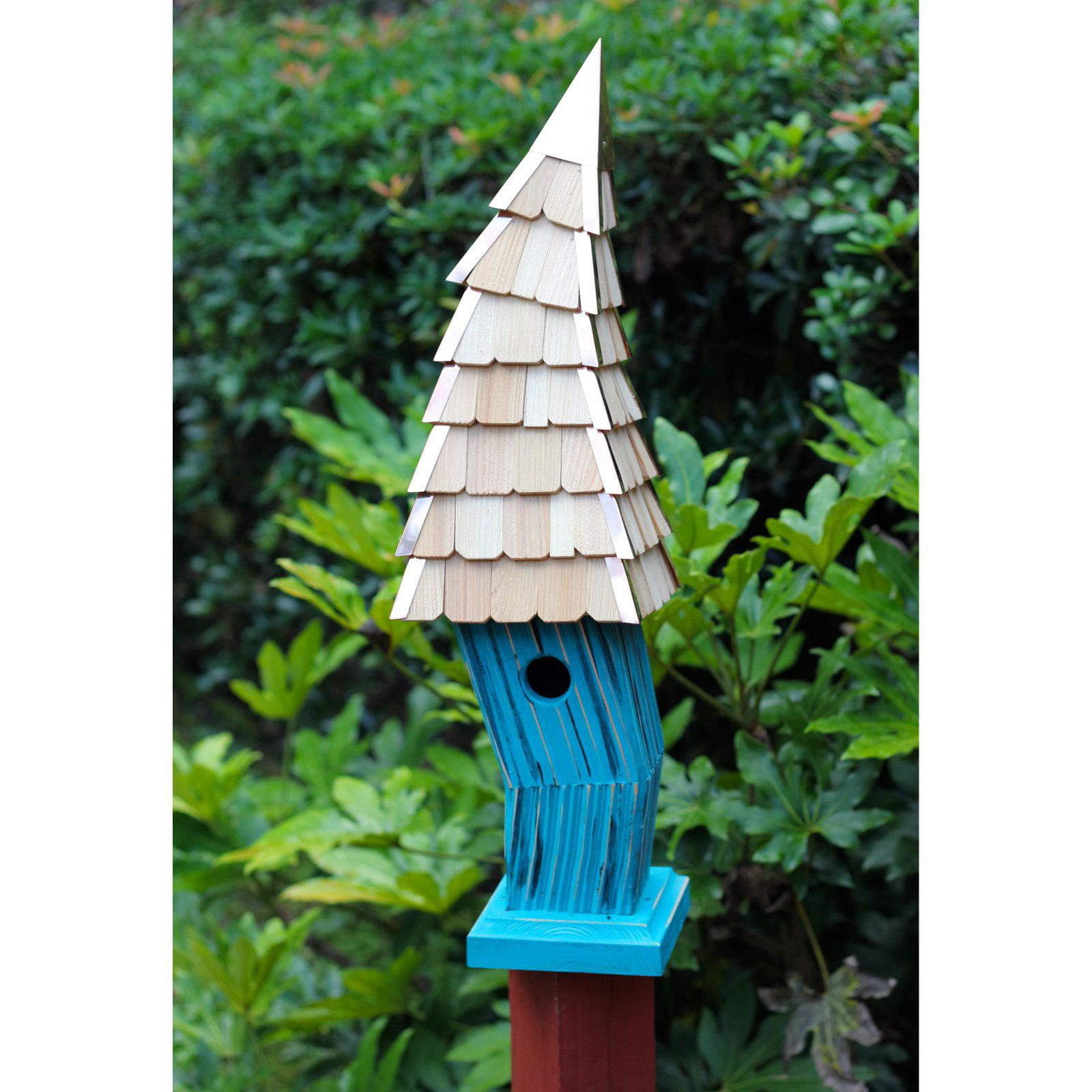Heartwood Birdiwampus Bird House