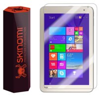 Skinomi Ultra Clear Film Screen Protector for Toshiba Encore 2 Write 8