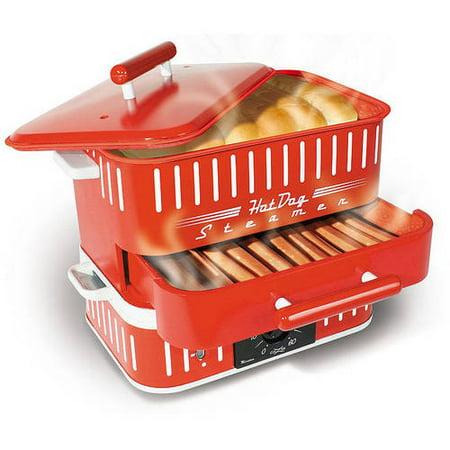 Cuizen Retro Hot Dog Steamer
