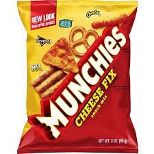 Munchies Cheese Fix Snack Mix (3 oz., 28 - Halloween Munchies