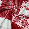 Mainstays Super Soft Plush Blanket, Full/Queen, Patchwork