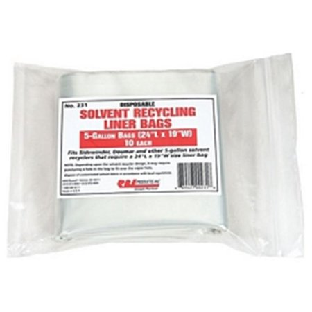 RBL Products  RBL-231 5 gallon Liner Bags - 21 x 19 - image 1 of 1