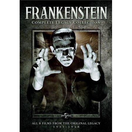 Frankenstein: Complete Legacy Collection (DVD) - Frankenstein Jacket