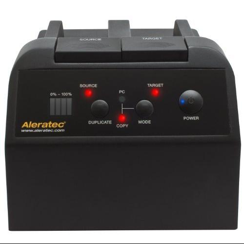 Aleratec 350123 350123 1:1 Hdd Copy Dock Usb Ext 3.0 Hard Disk Drive Duplicator