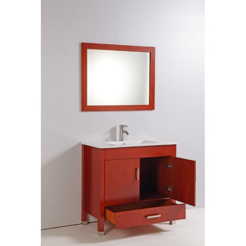 legion furniture ceramic top 36 inch single sink bathroom vanity rh walmart com