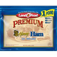 Land O'Frost Premium Honey Ham, 1 Lb.