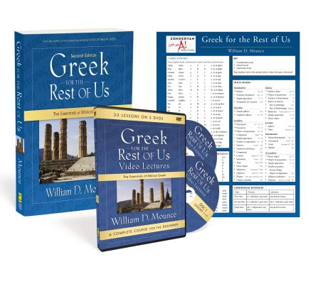 Greek for the Rest of Us Pack : The Essentials of Biblical Greek