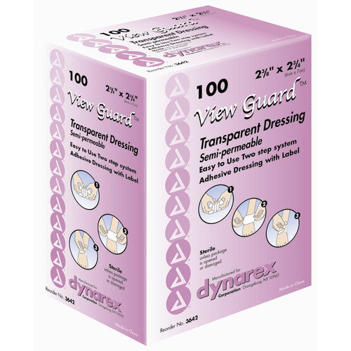 Dynarex Corporation Transparent Sterile Dressing