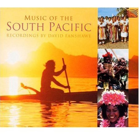 Music of the South Seas: Recordings By David Fans (Reggae Fan)