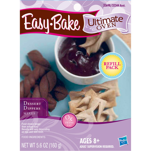 Easy-Bake Ultimate Oven Dessert Dippers Mix