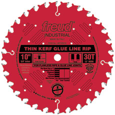 Freud Industrial Glue Line Ripping Saw Blade