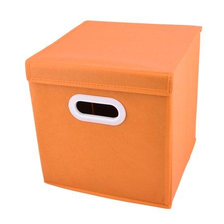 Non-woven Fabric Towel Socks Book Cosmetics Holder Storage Box Organizer