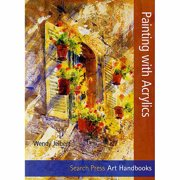 Search Press Books, Painting with Acrylics