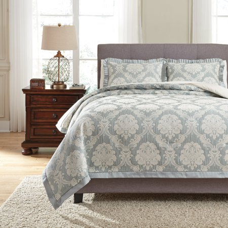 Kelby 3 Piece Duvet Cover Set By Signature Design By