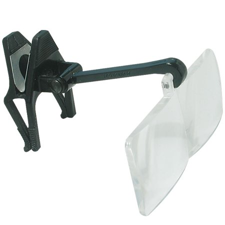 Diopter Magnifying - Optic Aid Spring Clip - 3 Diopter