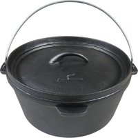 Ozark Trail 4.0-Quart Cast Iron Dutch Oven