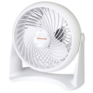Honeywell TurboForce Power 3-Speed Air Circulator, Model #HT-904, White