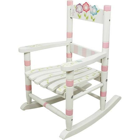 Fantasy Fields Kids Bouquet Rocking Chair - Rocker Child