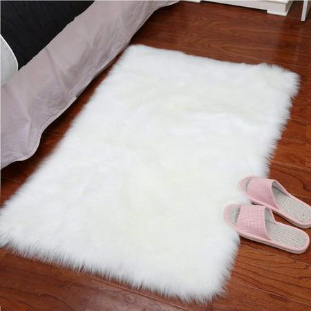 Meigar 47 Quot X24 Quot Luxury Super Soft Faux Sheepskin Fur Area