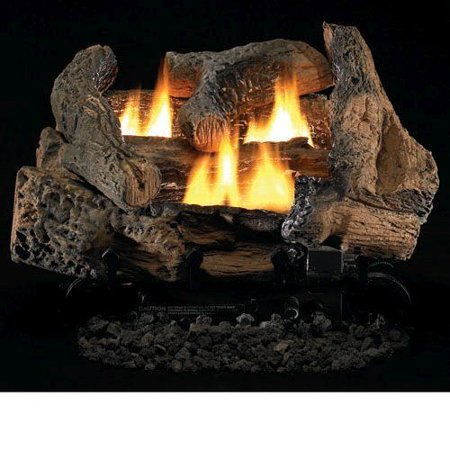 """Tupelo 2 Vent Free 24"""" Gas Logs with Millivolt Control - NG"""