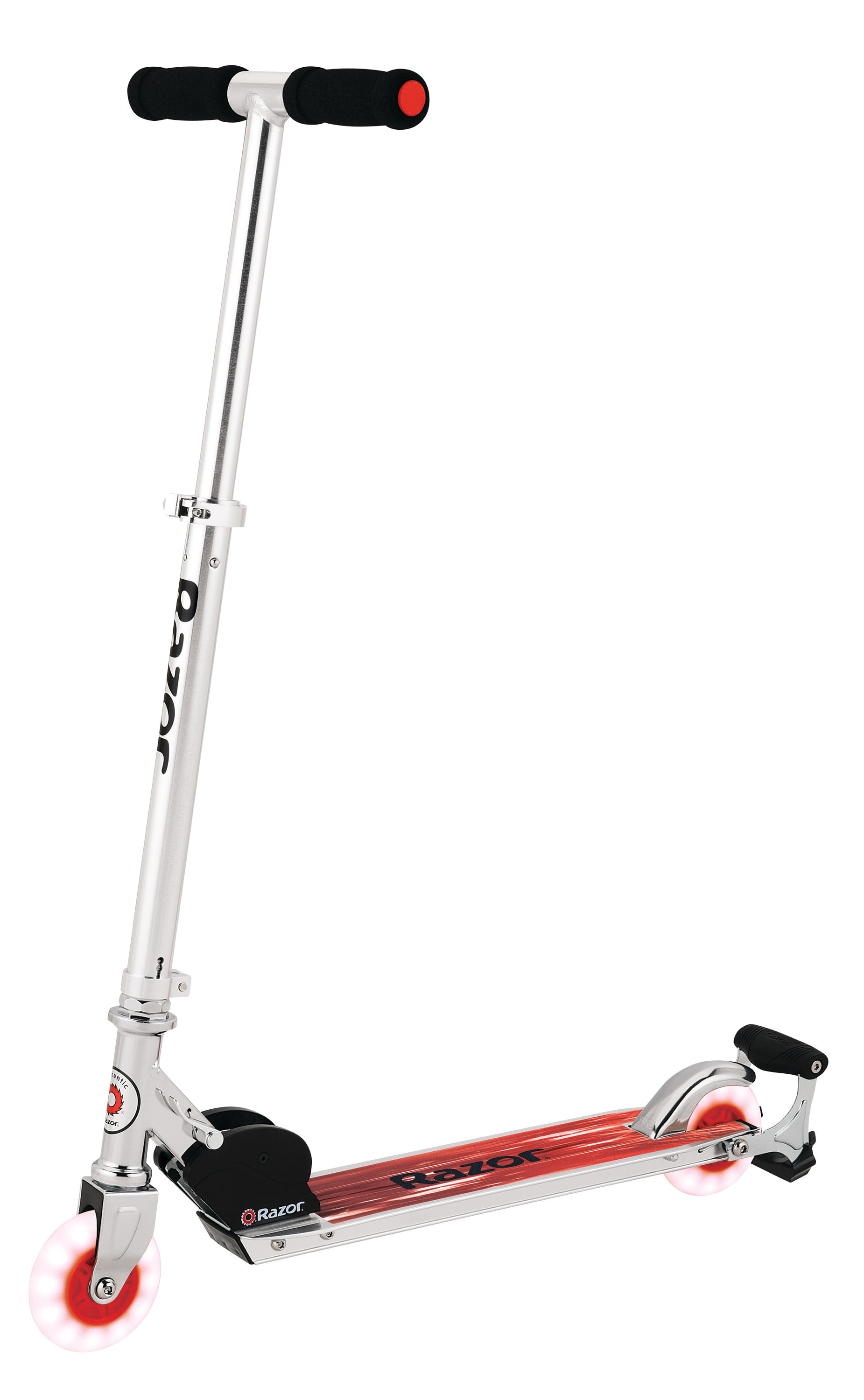 Razor Spark Ultra Kick Scooter - Red