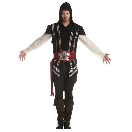 Men Assassin's Creed Ezio Classic Small Halloween Dress Up / Role Play Costume