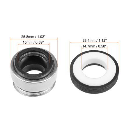 Mechanical Shaft Seal Replacement For Pool Spa Pump 301 14