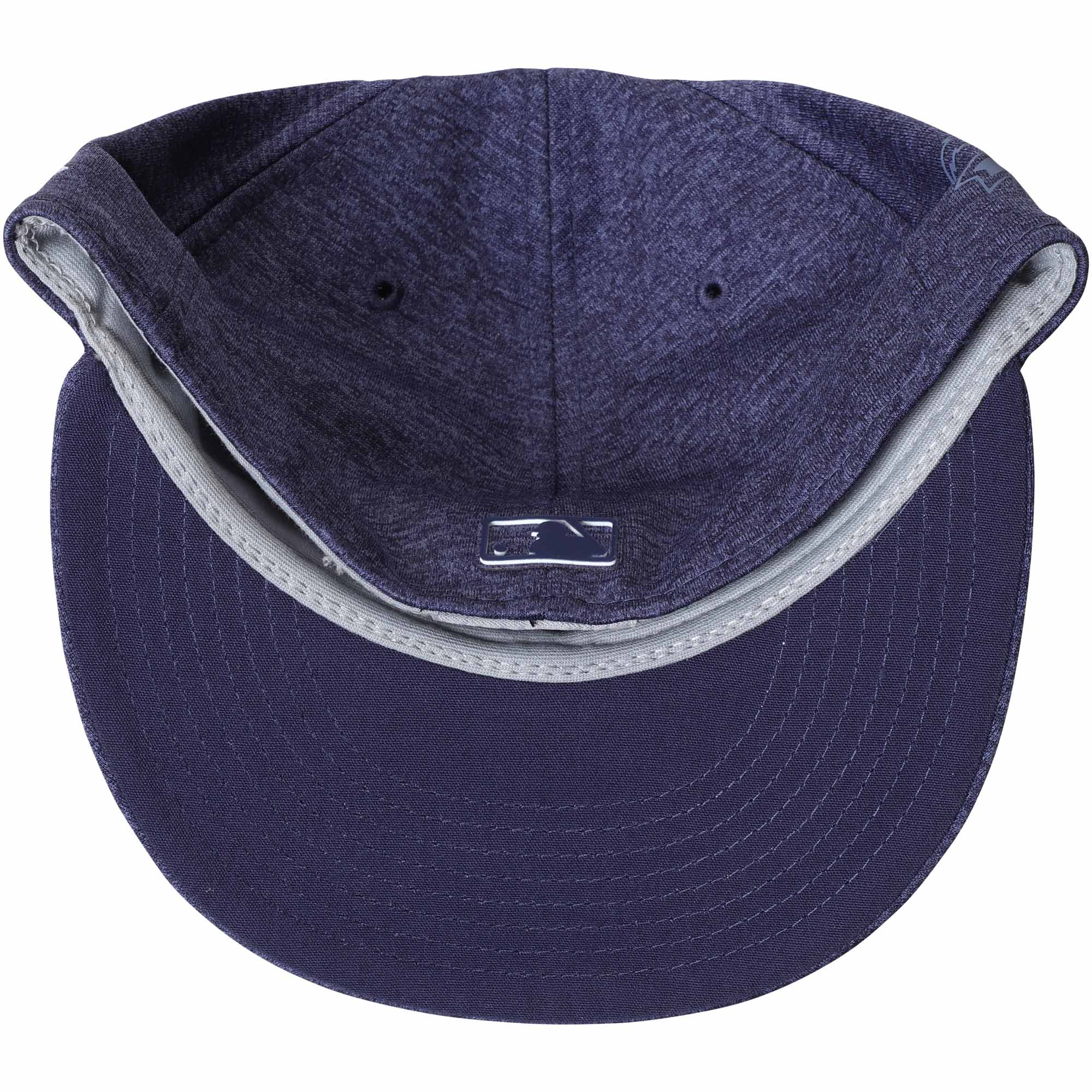 newest collection 76b08 df02f Tampa Bay Rays New Era 2018 Clubhouse Collection 59FIFTY Fitted Hat - Heather  Navy - Walmart.com