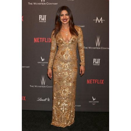 Priyanka Chopra At The After-Party For The Weinstein Company & Netflix 2017 Golden Globes After Party One Beverly Hills At 9900 Wilshire Boulevard Beverly Hills Ca January 8 2017 Photo By Priscilla