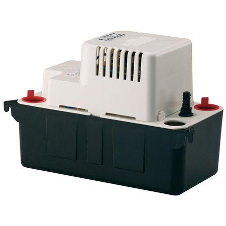 Little Giant VCMA-20UL 115V 80 GPH Vertical Centrifugal Condensate Pump | 554421 ()