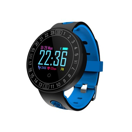 7b04b6be8e5982 Bluetooth Smart Watch with Camera Controller Waterproof Touchscreen Sports  Fitness Tracker Wrist Smartwatch Compatible with Android iPhone iOS Samsung  ...
