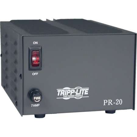 Tripp Lite DC Power Supply 20A 120VAC to 13.8VDC AC to DC Conversion TAA GSA