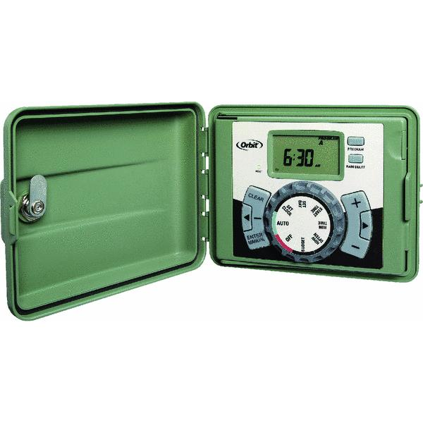 9 Station Super Dial Sprinkler Timer