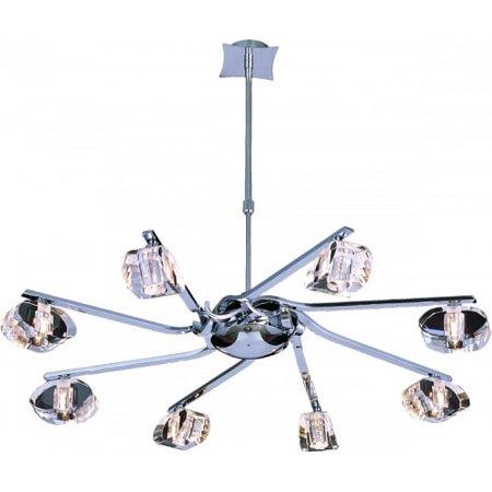 Mantra Lighting 410 Alfa 8 Light 31-1/2 Inch Wide Single Tier Chandelier