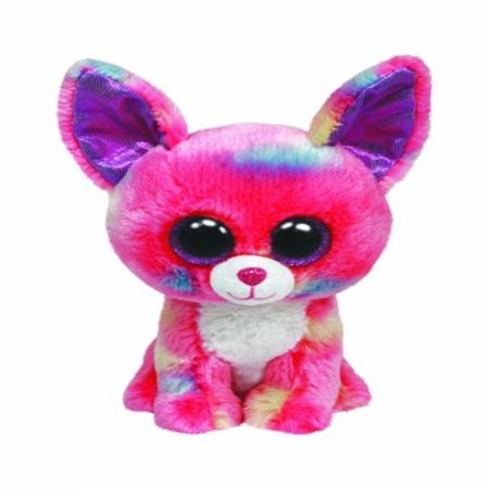 Ty Beanie Boos Cancun Chihuahua Plush, Pink (Best Month To Go To Cancun)