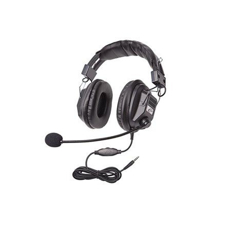 Califone Switchable Stereo/Mono Headphones & Stereo Headsets