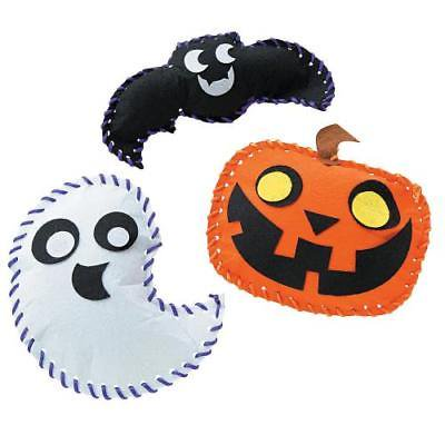 IN-13778210 Plush Halloween Craft - Halloween Arts And Crafts 3rd Grade