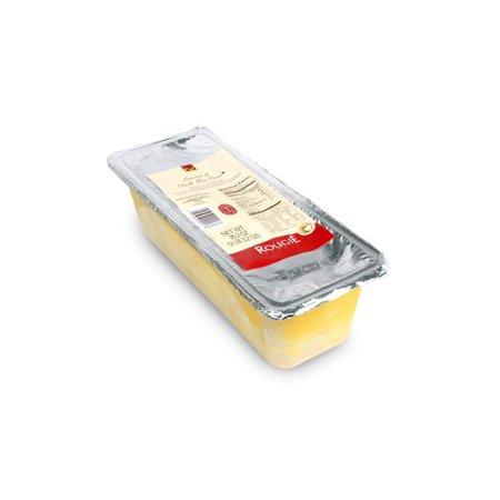 Rougie Block of Duck Foie Gras in Terrine Container - 2.2 lbs - Not For Sale in -