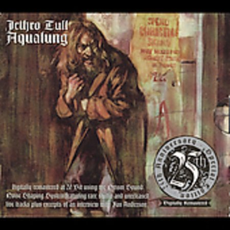Aqualung (+ Bonus Tracks) (CD)
