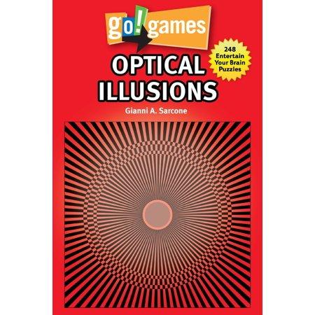 Go!Games Optical Illusions ()