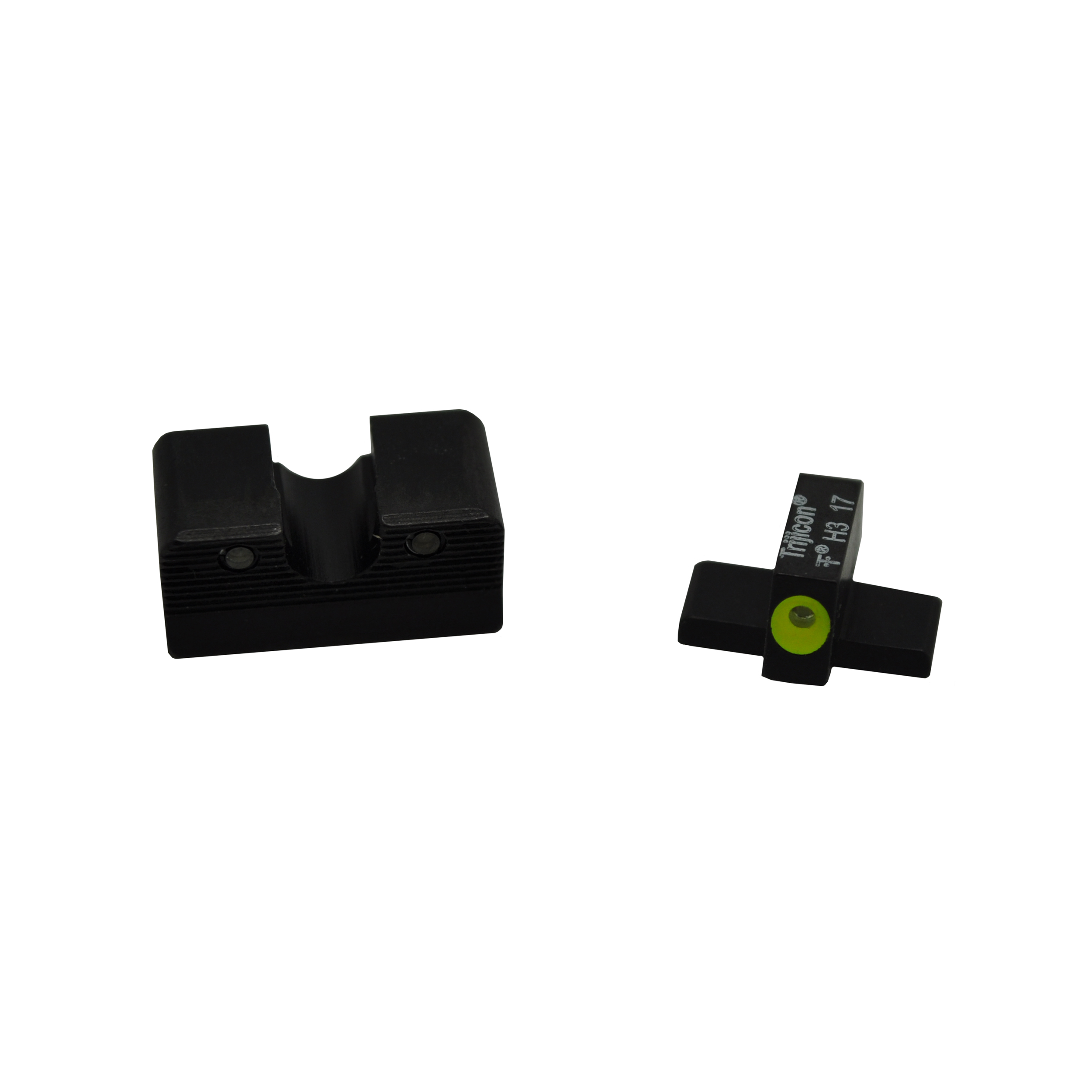 Trijicon HD XR Night Sight Set Springfield Armory XD-S Series, Yellow Front Outline Lamp by Trijicon
