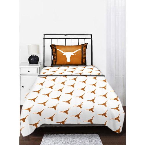 NCAA Texas Longhorns Sheet Set