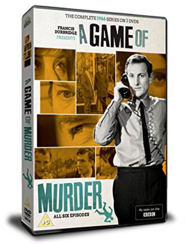 Durbridge Francis-A Game of Murder (BBC) ( (DVD)) by