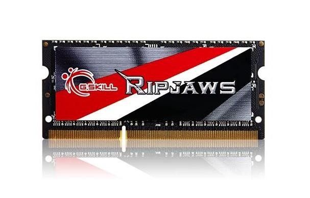 4GB G.Skill Ripjaws DDR3 1600MHz SO-DIMM Low-voltage 1.35V laptop memory module CL11