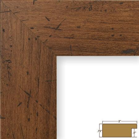Craig Frames Bauhaus Modern Dark Walnut (Dark Walnut Frame)
